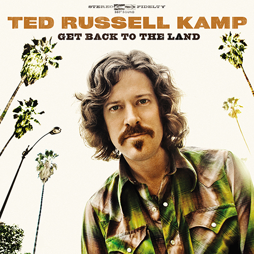 Get Back To The Land CD