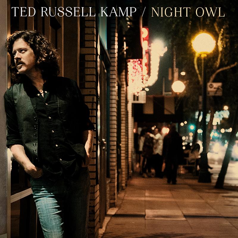 TRK Night Owl cover