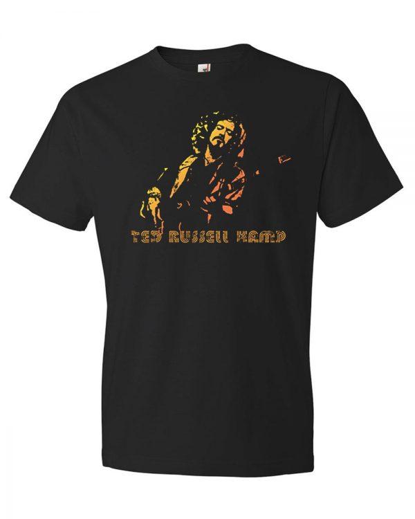 70's golden rock T mens