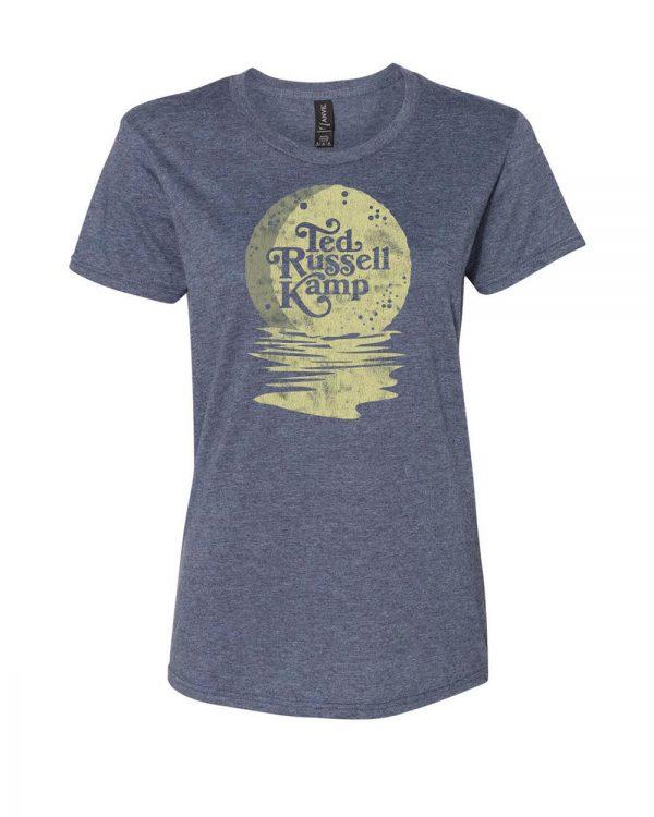 Moon T-shirt womens
