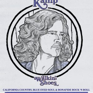 Walkin' Shoes tour poster