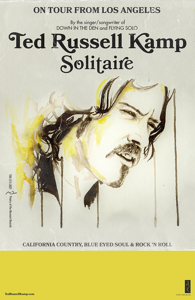 Solitaire Tour Poster