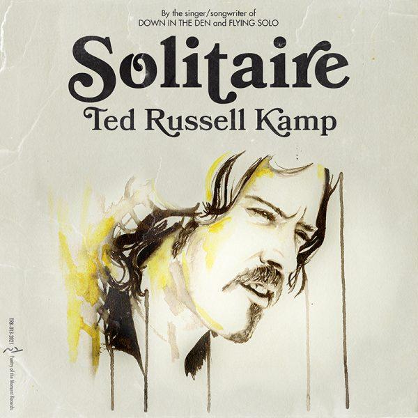 TRK Solitaire album cover