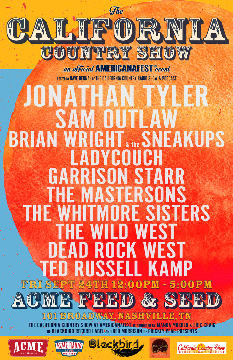 California Country Show Americanafest