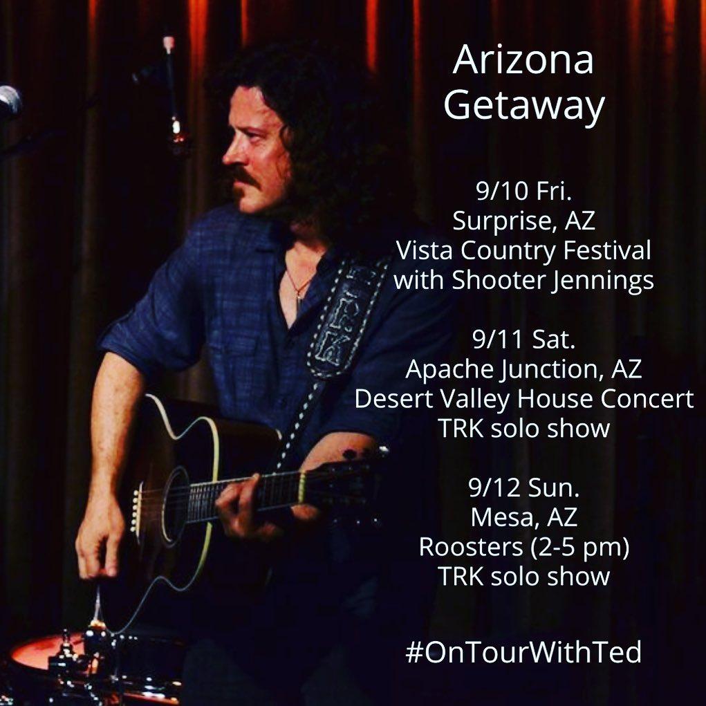 Arizona Getaway Tour